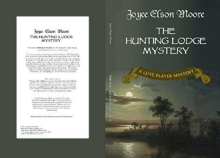 The Hunting Lodge Mystery book cover
